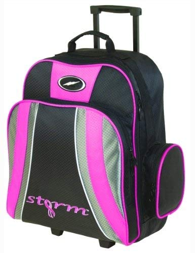 Storm Products Rascal 1 Ball Roller Bowling Bag, Pink/Black