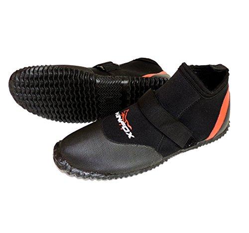 skinfox beachrunner Zapatillas baño 3.0mm Neopreno Zapatos de deportes acuáticos Rojo gr.34-51 see-igel-sicher