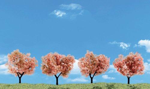 woodland-scenics-tr3593-2-3-flowering-trees-4-pk