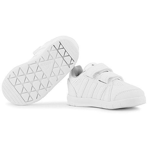 Chaussures Niño Blanc adidas 7 garçon Trainer 5 K 10 de nbsp;CF LK nbsp;UK Noir Fitness ZwwYHCqnO6