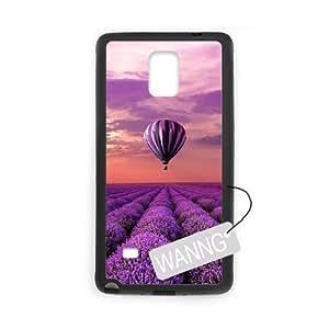lavender Samsung Galaxy Note4 Durable Case, lavender Custom Case for Samsung Galaxy Note4 at WANNG