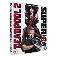 Deadpool 2 (4K Blu-ray + Blu-Ray + Digital Download] [2018]
