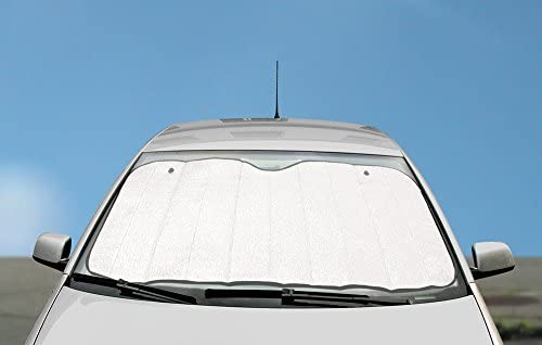 cm 60X130 CORA 000127021 Parasole Auto Argento
