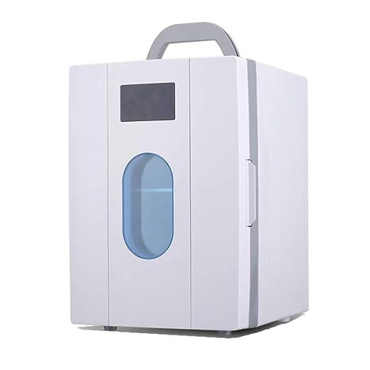 Car refrigerator-TOYM 10l del Coche De Doble Uso Frigorífico ...