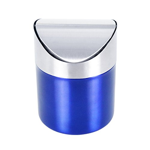 Trash Can with Cover (Small) - 6