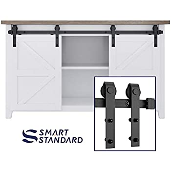 Amazon Com Vancleef Mini 48 Inch Single Door Kit Sliding