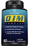 Premium DIM Supplement–Includes 150mg of DIM (diindolylmethane), Broccoli, Calcium D-Glucarate & Bioperine- DIM Capsules for Men & Women–DIM Complex for Menopause Support & Balance - 60 DIM Capsules