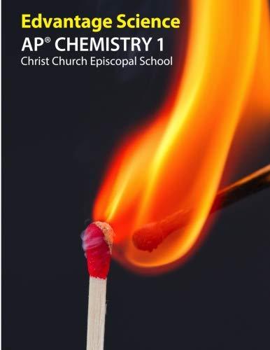 AP Chemistry 1: Christ Church Episcopal School