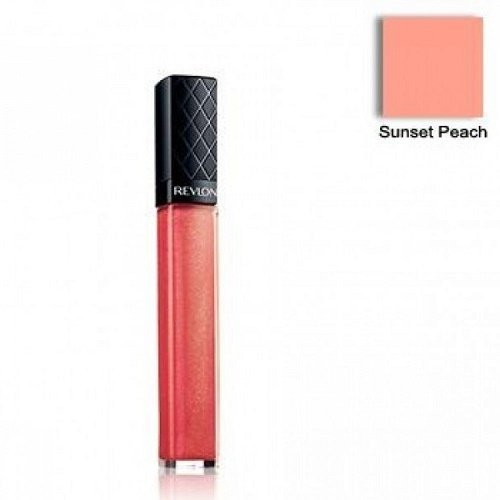 Revlon Colorburst Lipgloss Sunset Peach