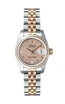 the best attitude c38ce 74a67 Amazon | [ロレックス] ROLEX 腕時計 デイトジャスト 179171 ...