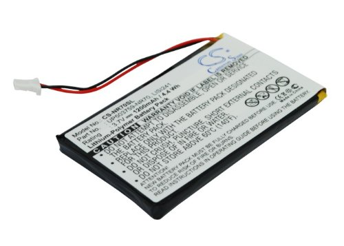 Cameron Sino1200mAh Battery for Sony Clie PEG NX80, NX80V, SJ33, TG50, TH55, NR60, LISI241