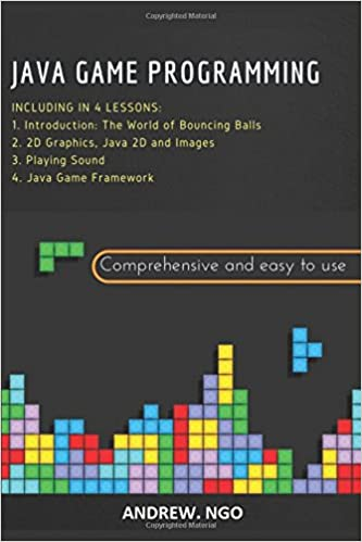 JAVA GAME PROGRAMMING: Beginner to Advanced, Practical Guide, Tips