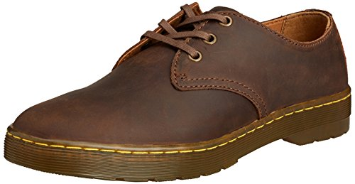 Dr. Martens Men's Coronado Oxford, Gaucho, 10 UK/11 M (Dr Doc Martens Shoes)