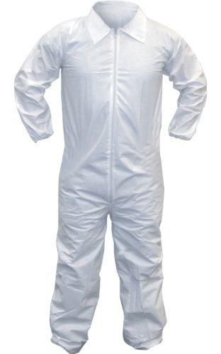 SAS Safety 6851 Gen-Nex All-Purpose Coverall, Small by SAS Safety