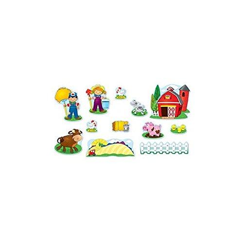 Farm bb set, Sold as 1 Set - Bb Farm Set