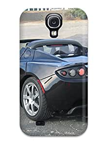 Galaxy S4 Case Cover Skin : Premium High Quality Tesla Roadster 9 Case