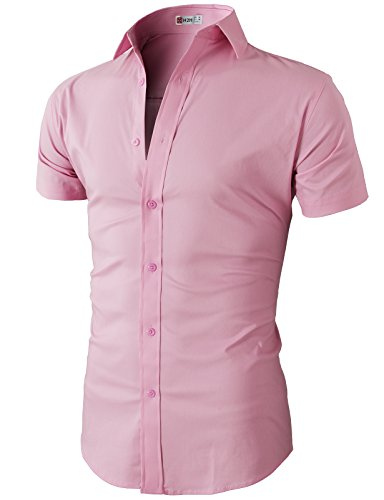 Buy mens rayon polyester dress shirts - 4