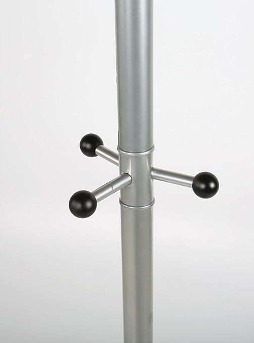 Amazon.com: 74 x 15 tubo de metal & Base de mármol perchero ...