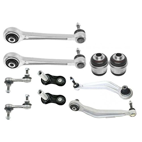 Rear Control Arms Ball Joints Sway Suspension Kit for BMW E39 M5 5 Series 525i 528i 530i 540i