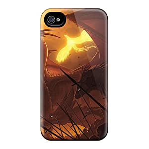 Shock-dirt Proof To War Case Cover For Iphone 4/4s