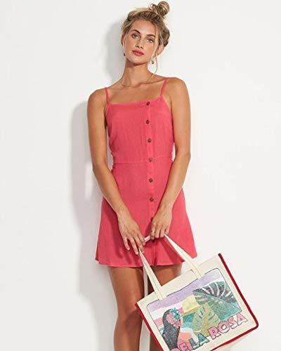 Billabong Women's Fine Nights Mini Dress Fiesta Small