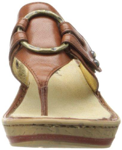 Alegria Kvinna Lola Kil Sandal Cognac