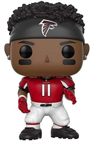 2386e2c1 Funko POP NFL: Julio Jones (Falcons Home) Collectible Figure