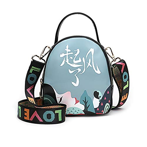 Ladies Shoulder Cutiful Teenagers Small Stylish Lovely Round for Single Girls Bags Women Bag nbsp;Purse Kids PU Crossbody Handbag r0ZRTxq0w