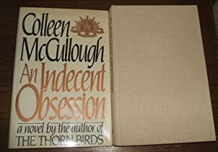 book cover of An Indecent Obsession
