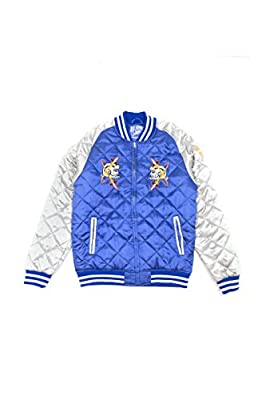Billionaire Boys Club 861-7402 Las Vegas Souvenir Jacket Fall 2 Black or Blue