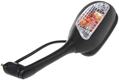 Summerwindy R 2X Miroir de Moto Arriere avec indicateur pour GSXR 600 2006-2010