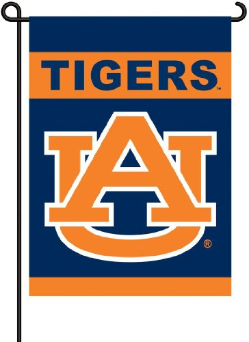 NCAA Auburn Tigers 2-Sided Garden Flag