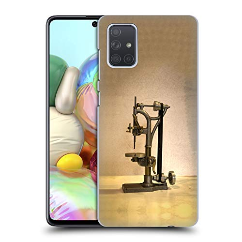 Official Celebrate Life Gallery Drill Press Tools Hard Back Case Compatible for Samsung Galaxy A71 (2019)