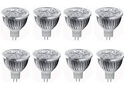 Jklcom 4w Led Mr16 Bulbs 12v 4w Led Spotlight Bulb For