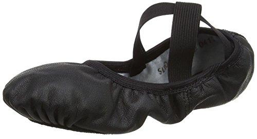 Black Chaussures de Sd60 Classique Noir Femme Danse Danca So pq8EzUn