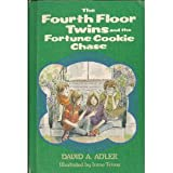 The Fourth Floor Twins and the Fortune Cookie Chase, David A. Adler, 0670806412