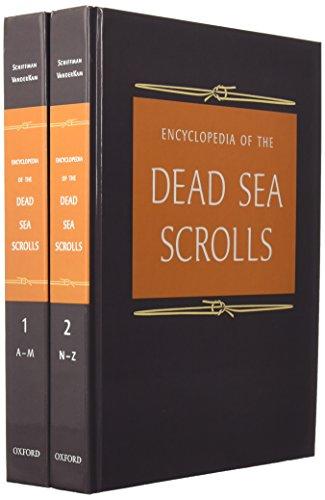 Encyclopedia of the Dead Sea Scrolls: 2 Volume set