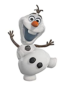 Amazon.com: Disney's Frozen Olaf 41h Jumbo Mylar Balloon