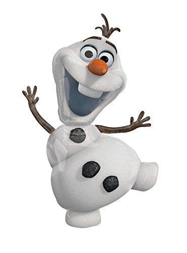 Burton & Burton Disney's Olaf Frozen Jumbo Balloon, Mylar, 41
