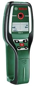 Bosch 0.603.681.000 Detector, 9 V, Negro, Verde