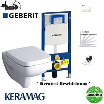Geberit Duofix Vorwandelement Keramag Renova Nr 1 Plan Tiefspül Wc