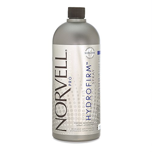 Norvell Post Sunless Hydrofirm Moisturizing Spray, 1 Liter Double Duty Bronzer