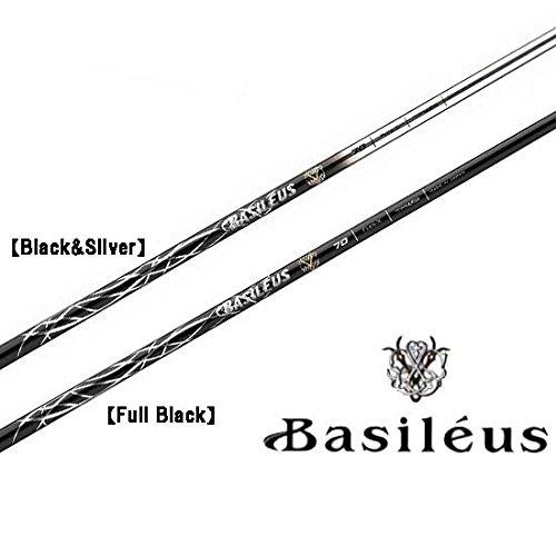 トライファス バシレウス ゼット ドライバーシャフト単品 Basileus Z B00RYSW9BO Black & Silver(ブラック&シルバー) バシレウスZ-50S
