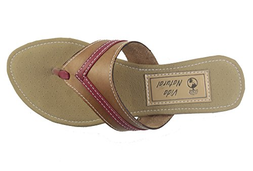 SANDALS comfortable syntetic and durable leather VIDANATURAL design pretty Beige colors beatiful sizes colors and pqrpA5xC