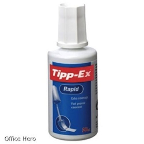 New Tipp-Ex Rapid Correction 20Ml - Pack Of 3