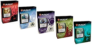 Magic: The Gathering MTG Ravnica Allegiance Guild Kit All 5 Decks