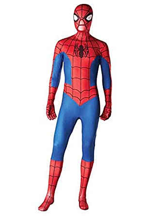 d6e2d3577b93d Mens Superhero 2nd Skin Robin Batman Spiderman Superman Iron Man ...
