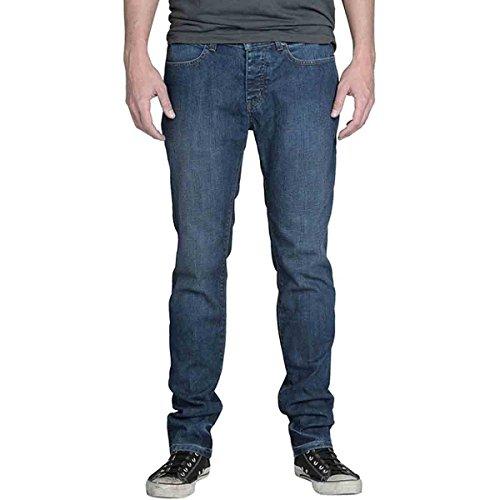 KR3W Mens K Slim Denim Pants, 50's Vintage, Size 38