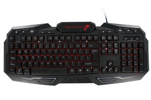 TekNmotion Nibiru CK-1 Multi-Color Backlit Gaming Keyboard