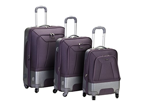 rockland-luggage-rome-polycarbonate-3-piece-luggage-set-lavender-one-size